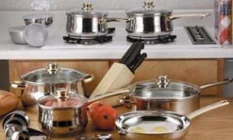 Яку посуд вибрати для кухні