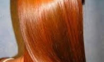 Кератиновое ламінування волосся в домашніх умовах.