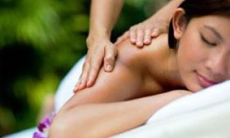Класичні види масажу