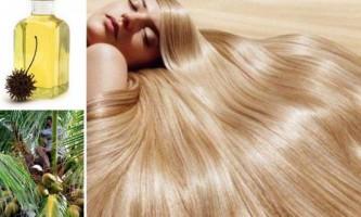 Кокосове масло для волосся - це здоров`я і краса
