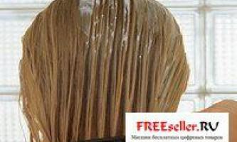 Косметичні засоби для волосся своїми руками