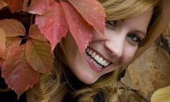 Косметологічні процедури восени