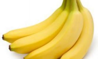Лікувальні і корисні властивості банана. Чим корисний банан?