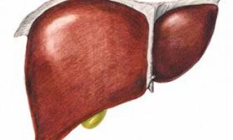 Лікування і профілактика печінки