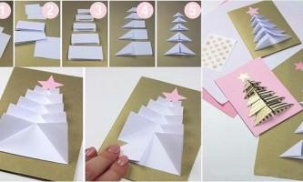 Кращі ідеї для новорічних листівок, які можна зробити за 20 хвилин