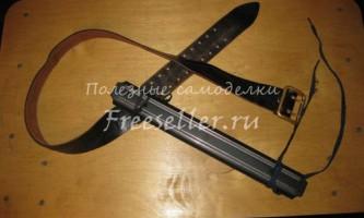 Магнітний тримач для інструмента з тримача для ножів