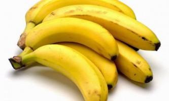 Маска з банана для обличчя - геть втомлений вигляд