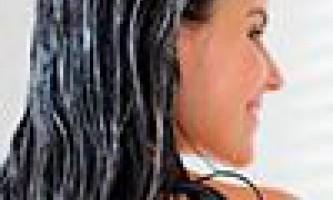 Маски для красивого волосся