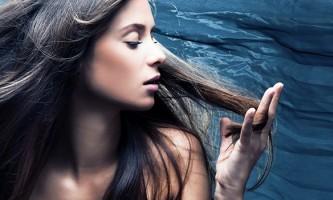 Маски для посічених кінчиків волосся