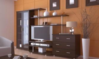 Меблеві стінки - хитрі правила вибору