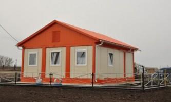 Модульні будинки конвейт