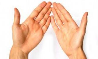 Народні засоби при пітливості рук