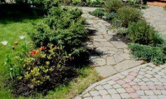 Натуральні камені для мощення доріжок