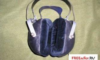 Навушники своїми руками