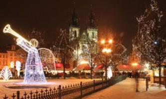 Новий рік 2013 європі. Новорічні автобусні тури в свята