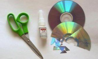 Обкладинка з дисків