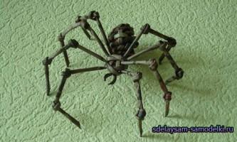 Павук з паперу