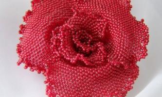 Щільна техніка плетіння бісером - широкі браслети