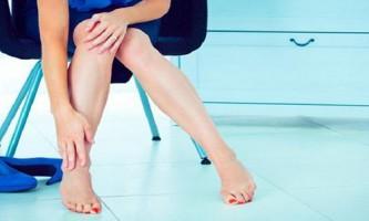Чому товстіють ноги?