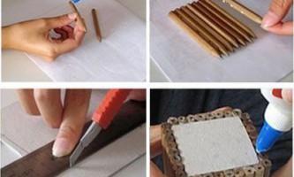 Підставка для ручок і олівців