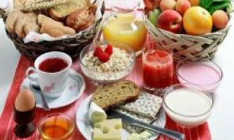 Корисні і поживні сніданки