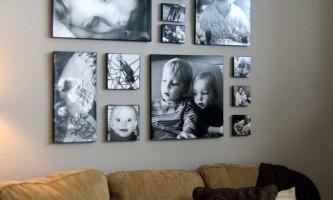 Порадуйте своїх рідних власноруч зробленим колажем із фотографій