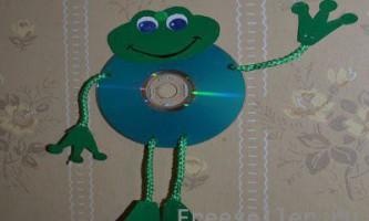 Позитивний жабеня