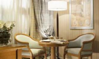Правильний вибір меблів в інтер`єрі квартири