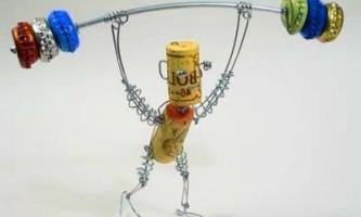 Прикольні вироби з дроту