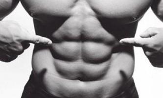 Програма для сушки м`язів для дівчат і чоловіків: харчування, вправи