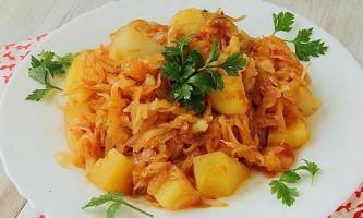 Рецепт овочевого рагу