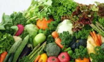Рецепти приготування салатів з овочів
