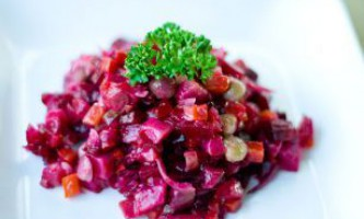 Різдвяний салат