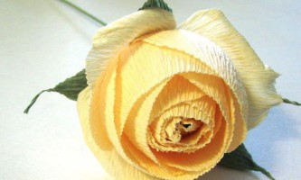 Троянди з паперу