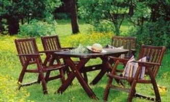 Садові та дачні меблі