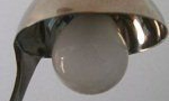 Саморобна люстра з ополоника