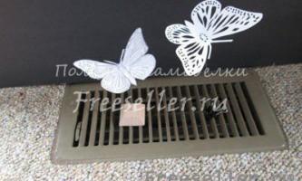 Саморобні літаючі метелики