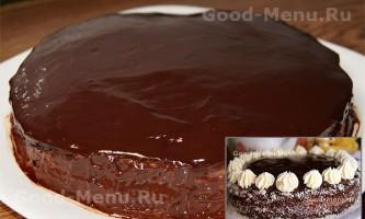 Шоколадна глазур
