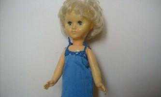 Сорочка для ляльки своїми руками