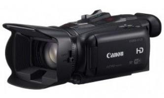 Рада з вибору відеокамери.