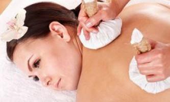 Сучасні види масажу