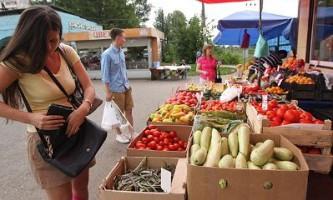 Терміни збору врожаю фруктів і овочів, імпортованих в росію