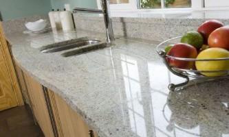 Стільниці для кухні з граніту - в чому перевага вироби