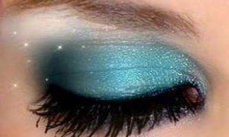 Техніка нанесення макіяжу очей