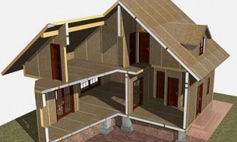 Технологія будівництва швидкомонтованих будинків