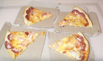 Топ 10 смачних лайфхак з піцою: bon appetit!