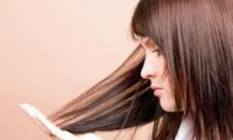 Догляд за сухим і ламким волоссям