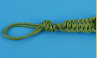 Мотузковий браслет