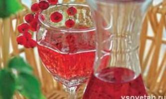 Вино з смородини і суниці