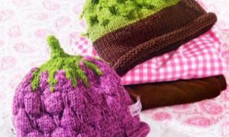 В`язання для дітей шапочки